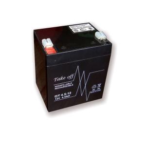 باتری 12 ولت 4.5 آمپر تیک آف
