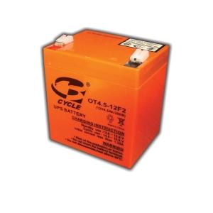 باتری 12 ولت 4.5 آمپر سایکل