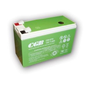 باتری 12 ولت 7 آمپر CGB