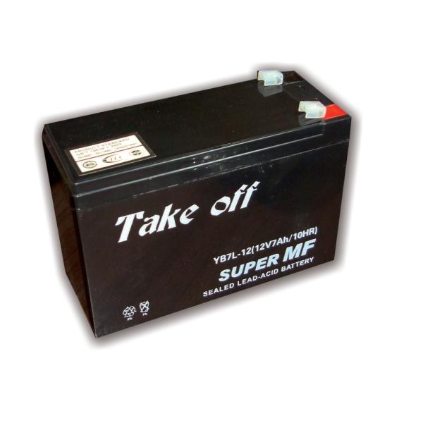 باتری 12 ولت 7 آمپر تیک آف
