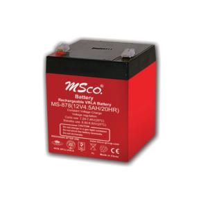 باتری خشک 12 ولت 4.5 MSCO