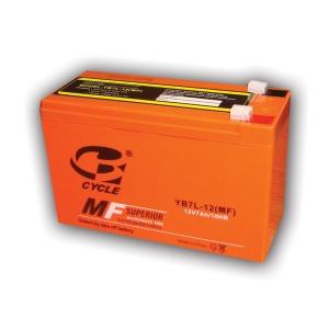 باتری 12 ولت 7 آمپر سایکل CYCLE