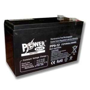 باتری خشک پاورپلاس 9 آمپر